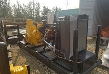 Canadian Pump Solutions H150 High Head rental pumps