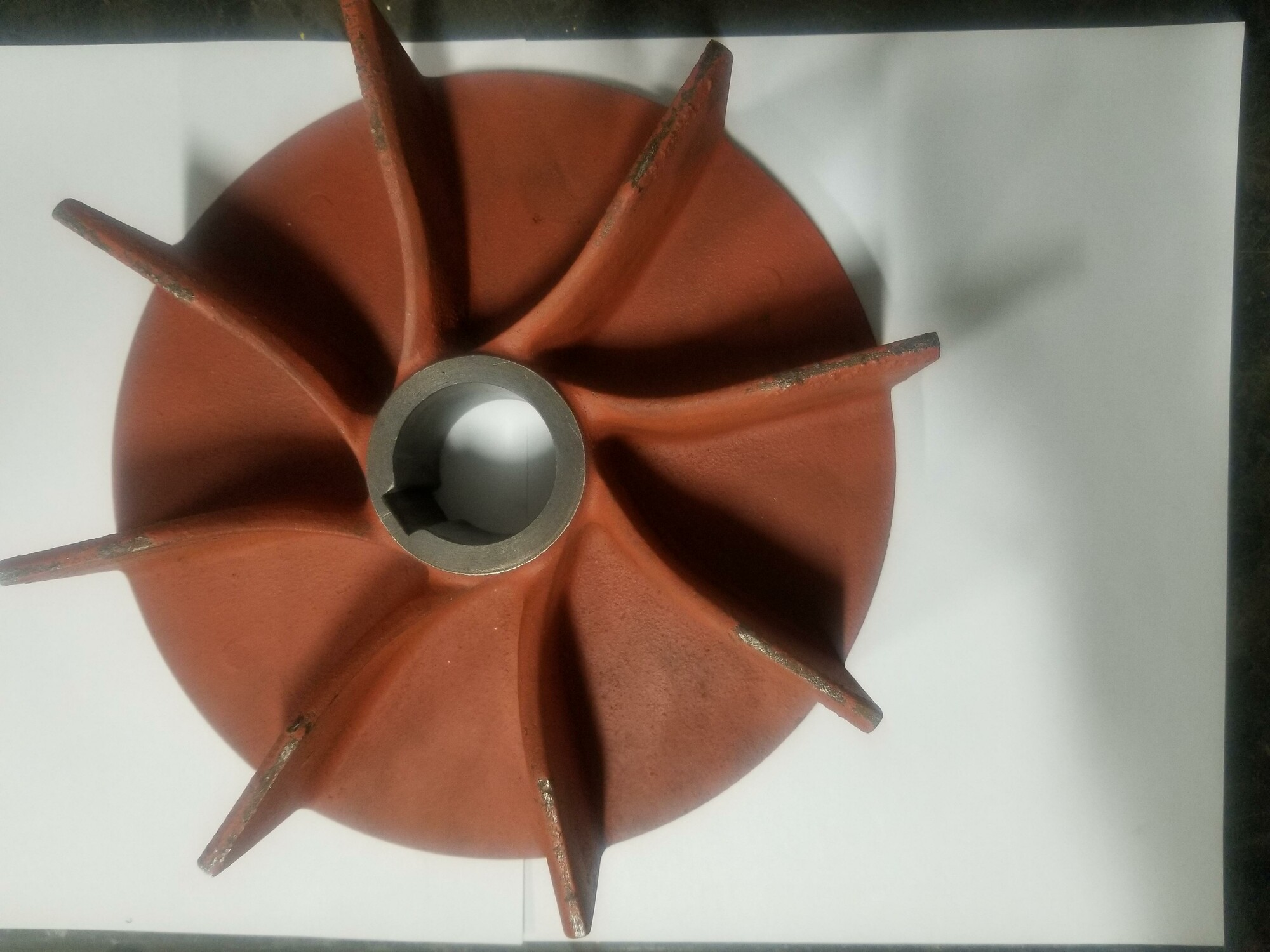 Canadian Pumps Solutions Impeller