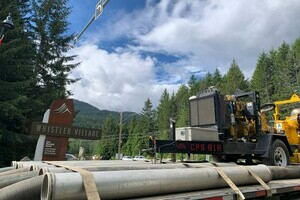 Canadian Pump Solution BC sewer bypass