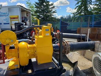 Canadian Pumps Solutions Pump Rentals British Columbia