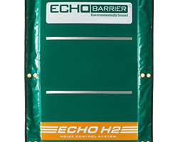 Echo Barrier Sound Barrier Solution