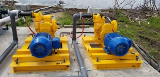 Canadian Pumps Solutions Centrifugal Selwood Pump Sale and Service