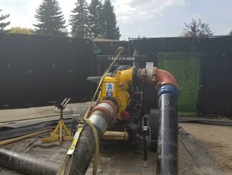 Canadian Pumps Solutions Silent Sewer Bypass Pumps
