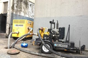 Canadian Pump Solutions Sewer Bypass Rental Pumps